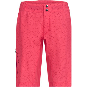 VAUDE Ligure Shorts Women bright pink